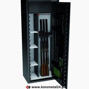 Szafa na broń MLB 150D/6-E PREMIUM