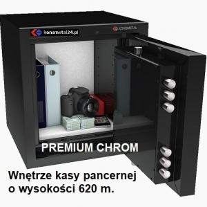 Kasa pancerna KP ECB*S PREMIUM 150/III-E