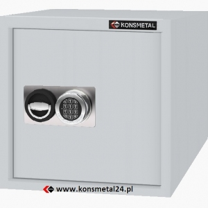Sejf gabinetowy SL STRONG 45/I -  E