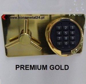 Sejf meblowy ML 100/S2-E PREMIUM