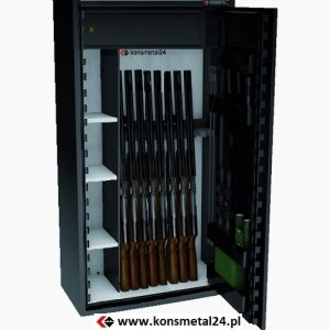 Szafa na broń MLB 150D/10-E PREMIUM