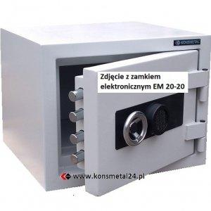 Kasa pancerna KP PRO/II 45-K