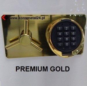 Sejf meblowy ML 67/S2-E PREMIUM