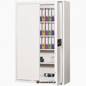 Szafa metalowa MS2D/A 190-K