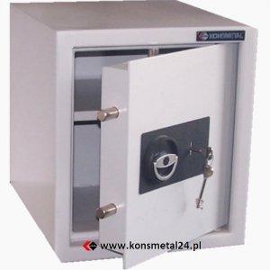 Sejf meblowy ML 45/S1 - K (Sejf z zamkiem kluczowym)