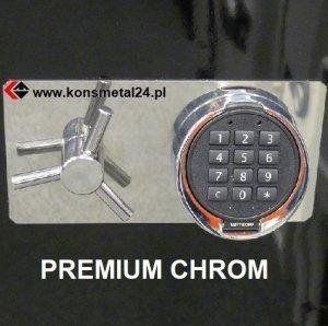 Sejf meblowy ML 30/S2-E PREMIUM