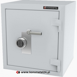 Sejf gabinetowy SG STRONG 62/II-E